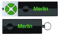 Merlin garage remote